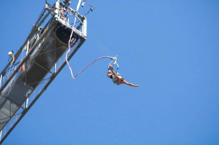 0a2b69013 Bungee Jump Crew Forgets To Secure Rope To Platform