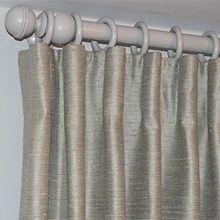 Types Of Curtain Headings Curtains Pleated Curtains Curtain