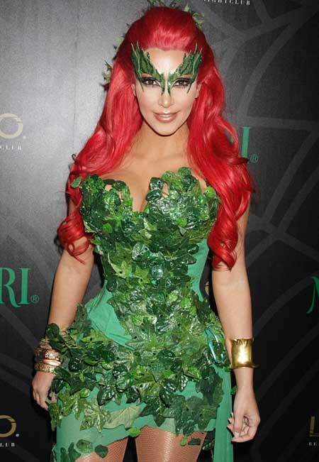 kim k poison ivy halloween costume ideas bing images