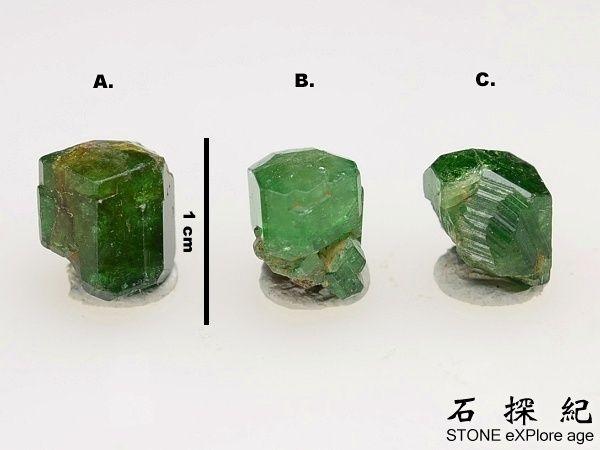 石探紀》購物晶礦:緬甸摩谷含釩鈣鎂電氣石 (Vanadium Uvite)