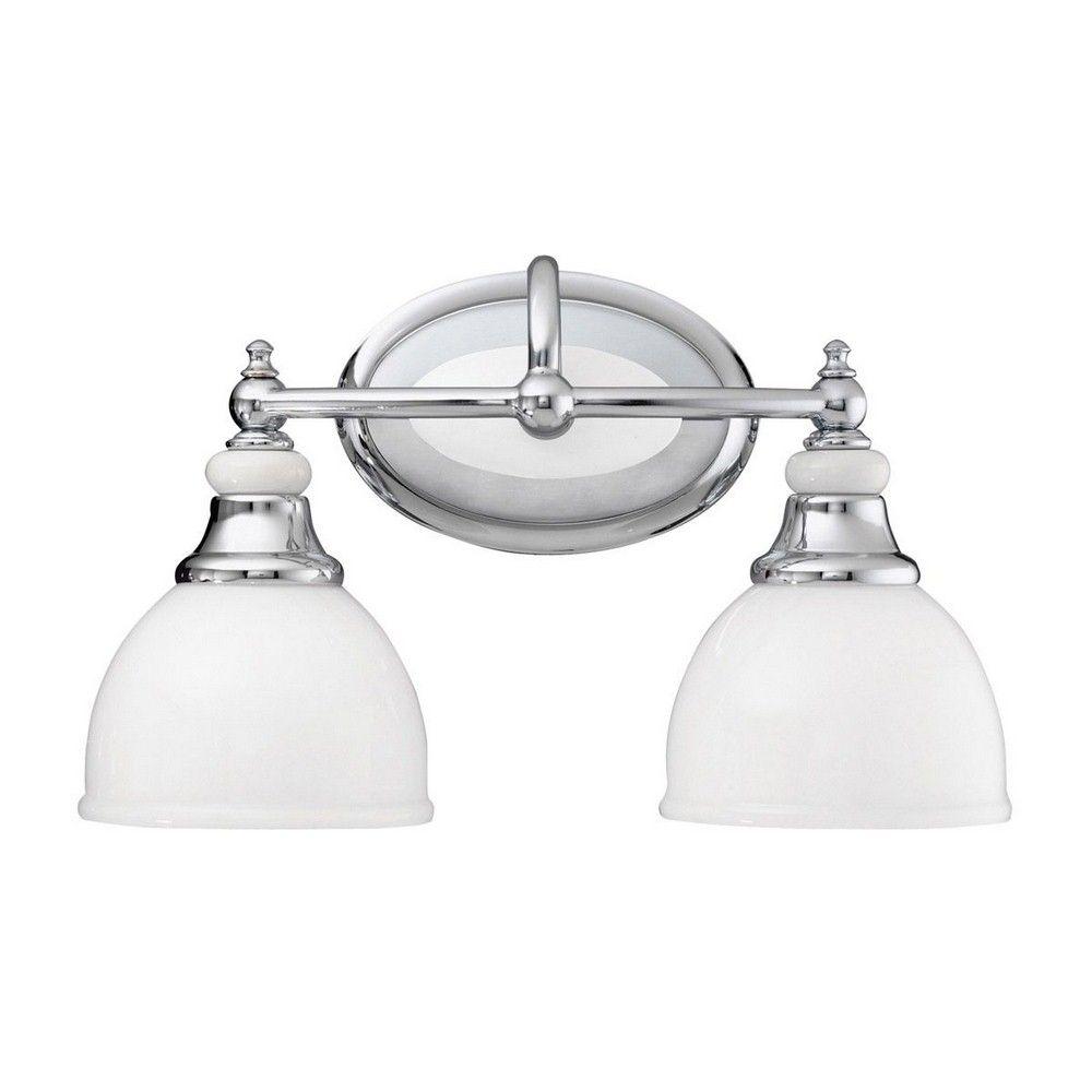 Kichlerlighting Pocelona Two Light Bath Fixture