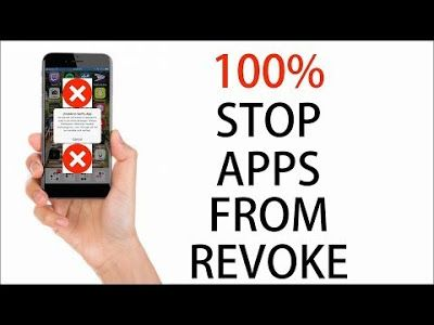 How to avoid apps from getting revoked on iPhone using