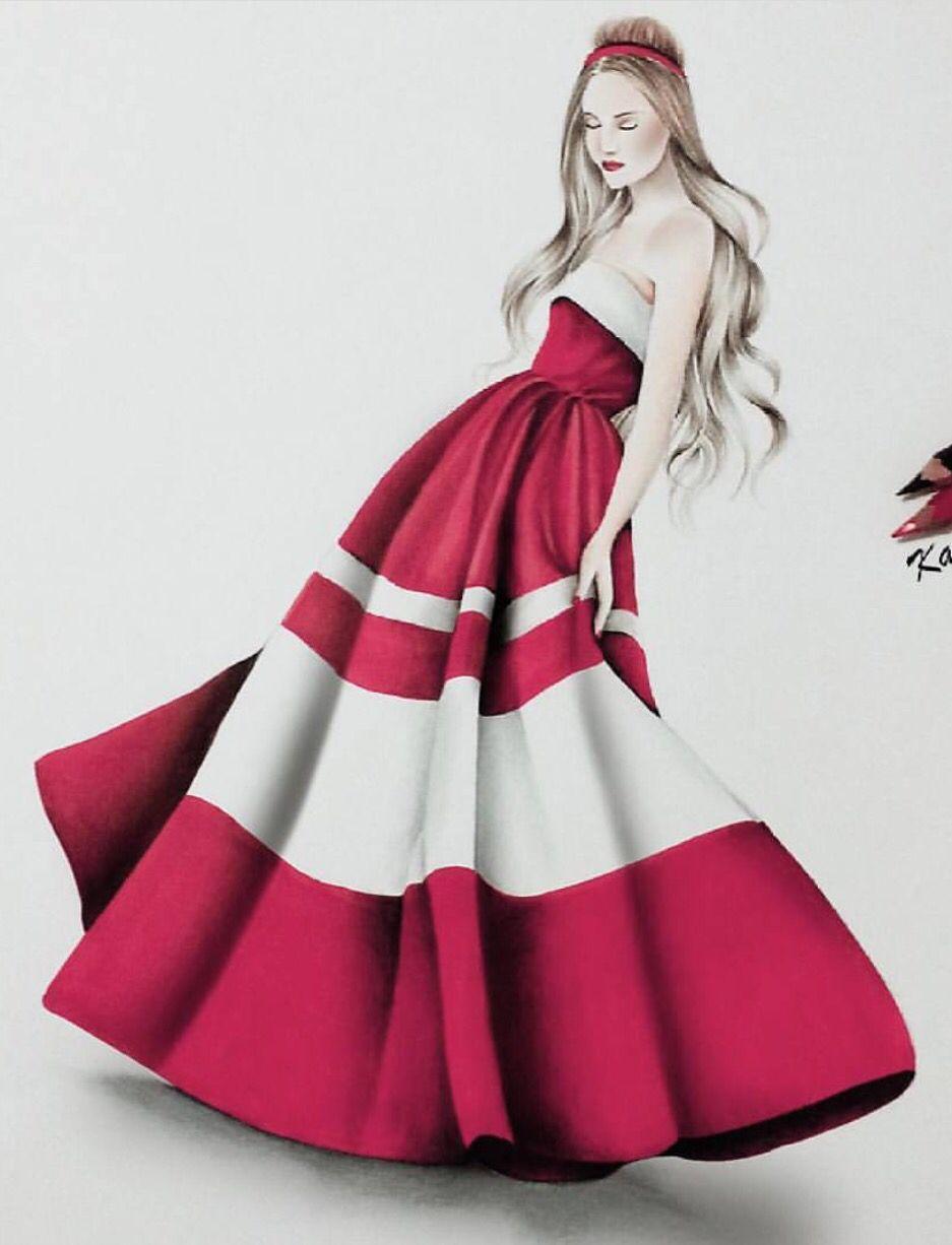 Kariilustracoes Be Inspirational Mz Manerz Being Well Dressed Is A Beautiful Form Of Confidence Happi Designers De Moda Desenho De Moda Desenhos De Moda