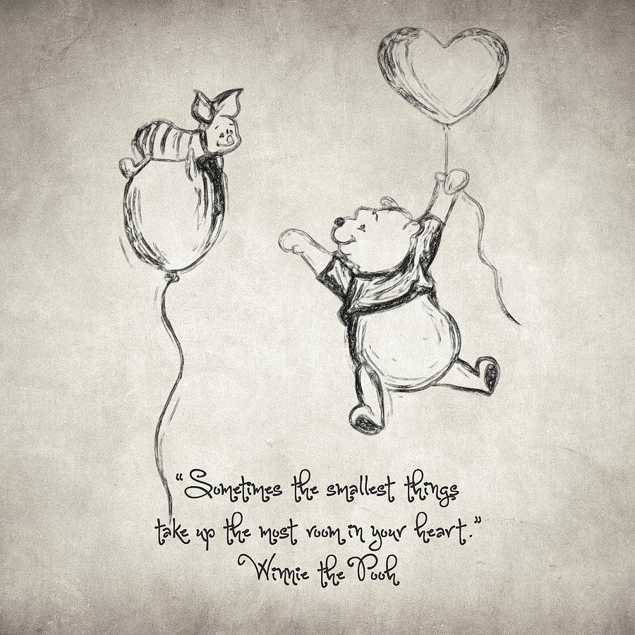 Pooh Quote by Zapista OU
