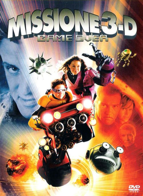 Watch-u003eu003e Spy Kids 3-D Game Over 2003 Full - Movie Online Live - missing in action poster