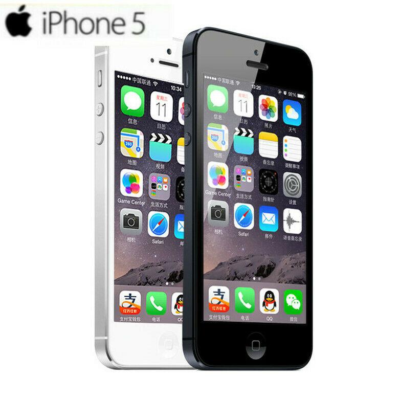 Apple iPhone 5 64GB Black & Slate (Unlocked) A1428