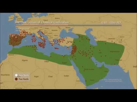 Muslims Migrants Invading Europe, Now The World - YouTube