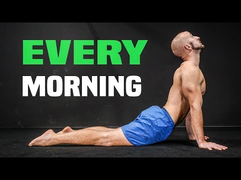 30 do these 3 things every morning  youtube  cardio