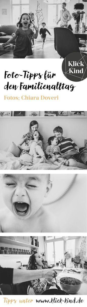 Foto-Tipps zur Dokumentation eures Familienalltags. Mit wundervollen Fotos von F…