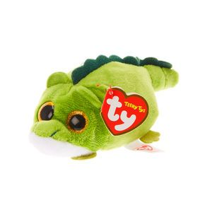 Peluche Wallie le crocodile TY Teeny 04ced979301