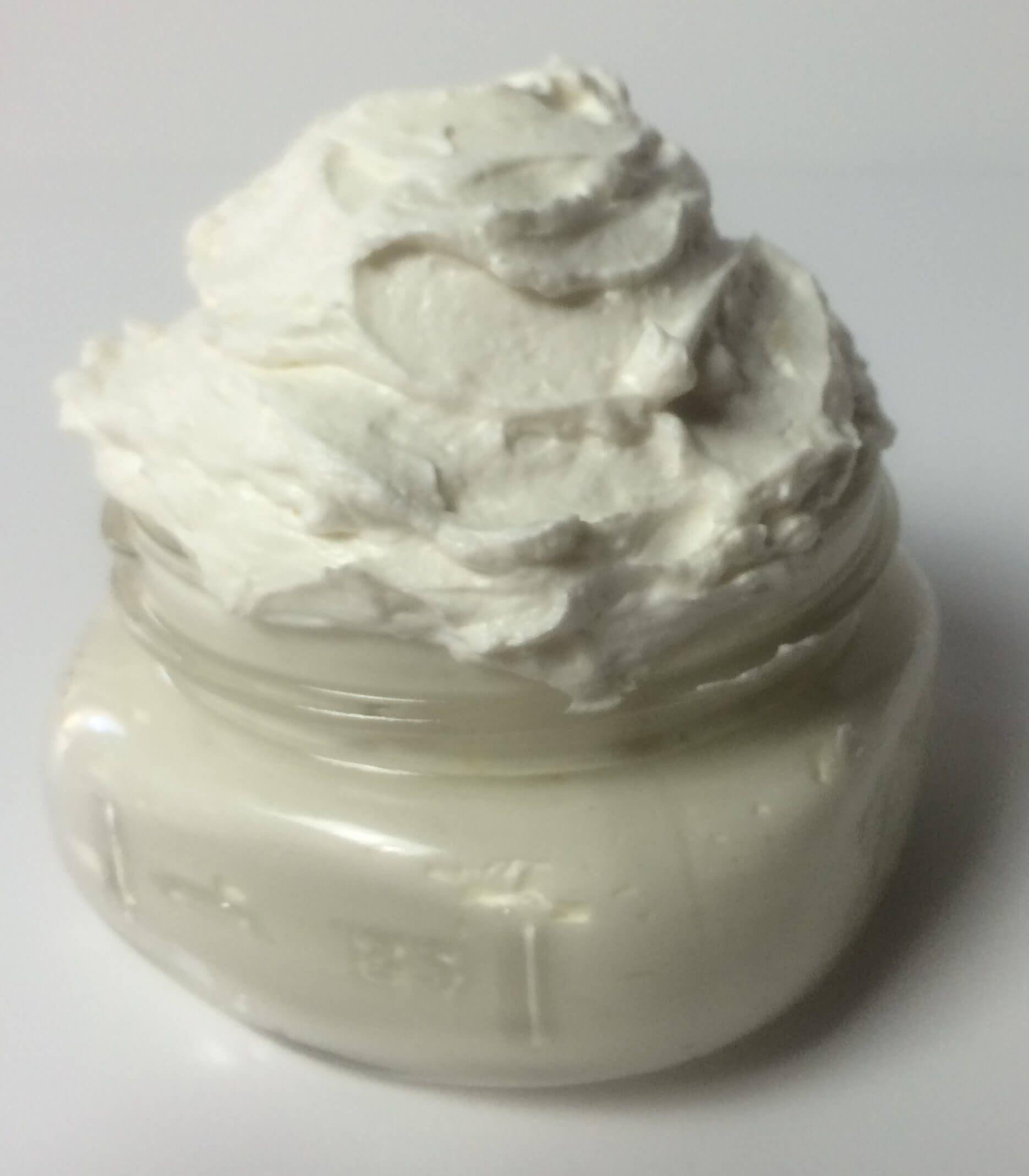 Soft & Silky Whipped Body Butter Recipe Homemade body