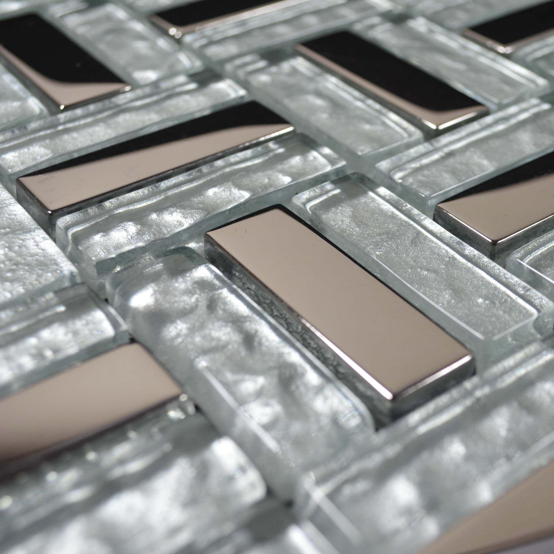 Kitchen Backsplash How High crystal glass tiles, glass mosaic tiles, discount glass tile, high