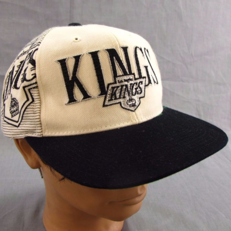 95a238b0314 Los Angeles Kings Vintage LA Cap Adjustable Hat NHL Snapback Sports  Specialties  SportsSpecialties  LosAngelesKings