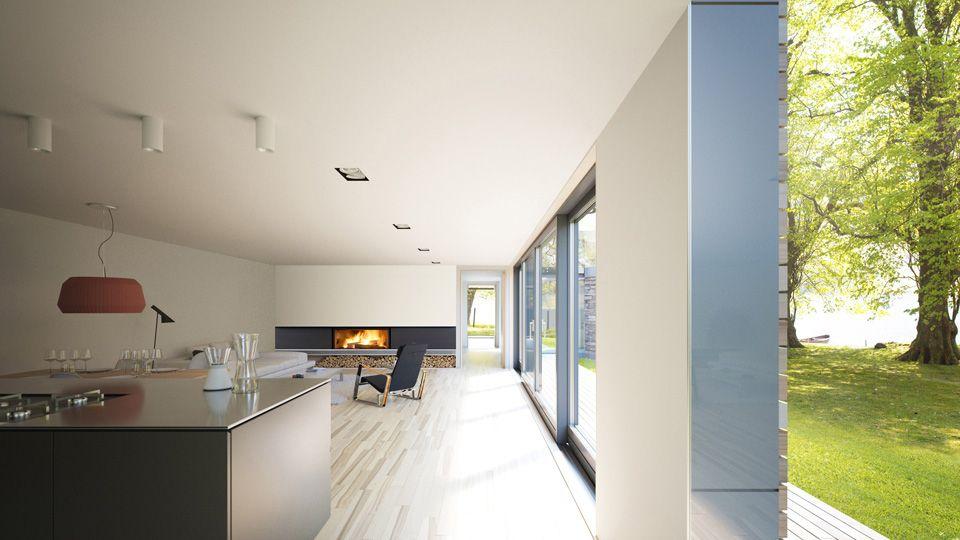Bespoke Eco Home By An Award Winning Eco House Designer   Green ...