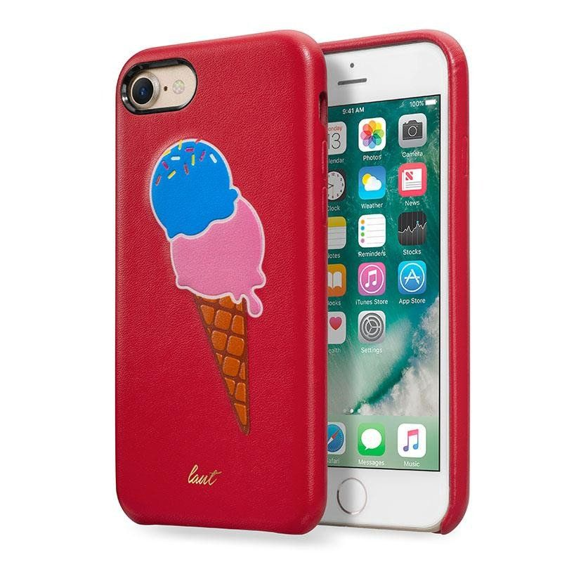 Coque Kitch Glace Rouge pour iPhone 7   Iphone, Coque iphone ...