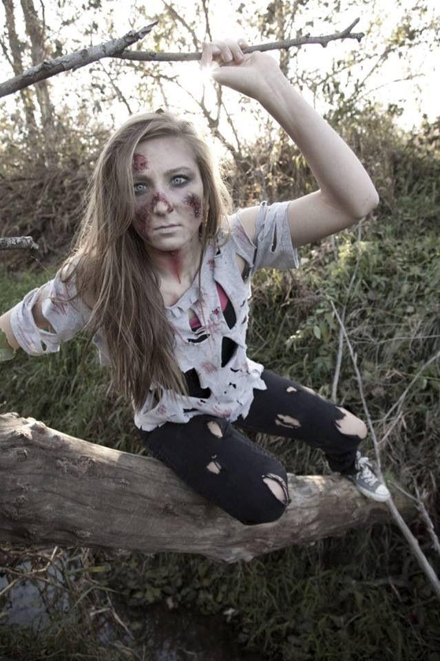 zombie costume � halloween hallo�