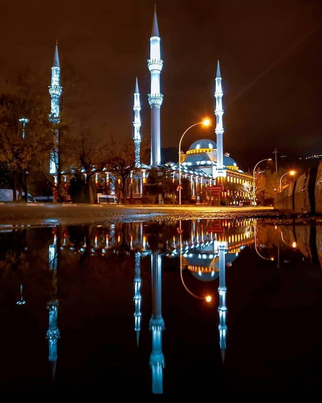 Mihraplı Cami - Bursa / Turkey #cami #camiler #mosques #mosque ...