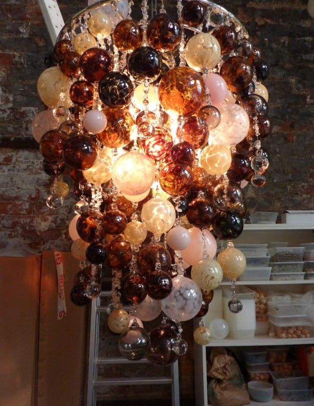contemporary chandeliers arty blown glass pendant lighting unusual quirky modern chandeliers hand crafted finest chandelier long - Unusual Bedroom Lighting