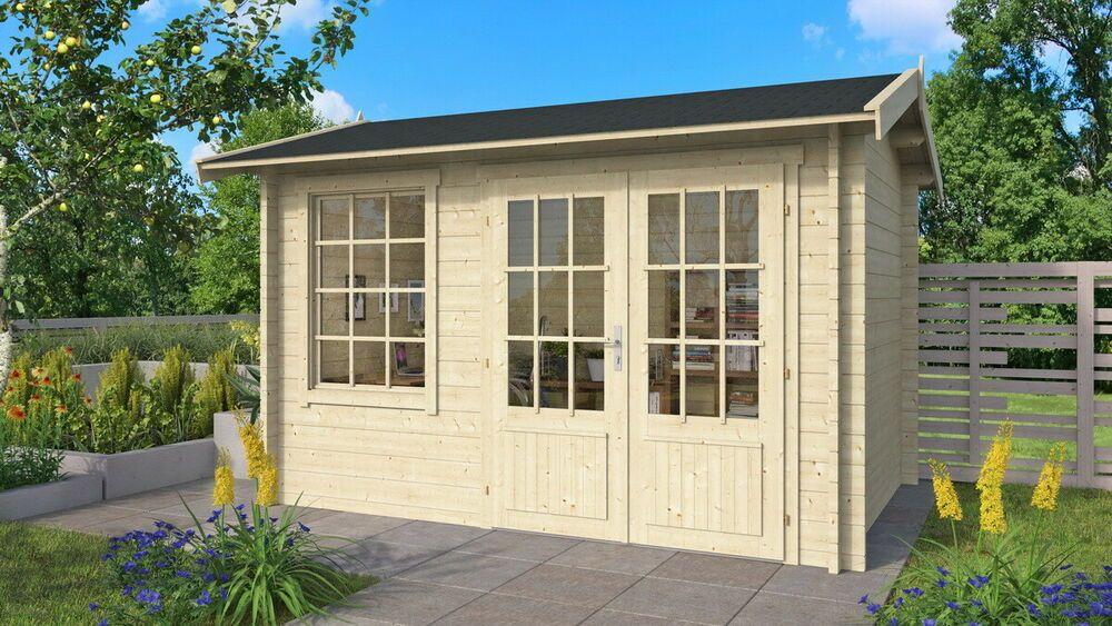 eBay Sponsored Topgarden Gartenhaus LINA; 350x250 cm ISO