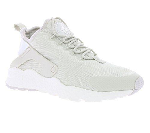 the latest 479dd bd24f Nike Air Huarache Run Ultra Women s Shoes Light Bone Sail 819151-004 (6.5  B(M) US)