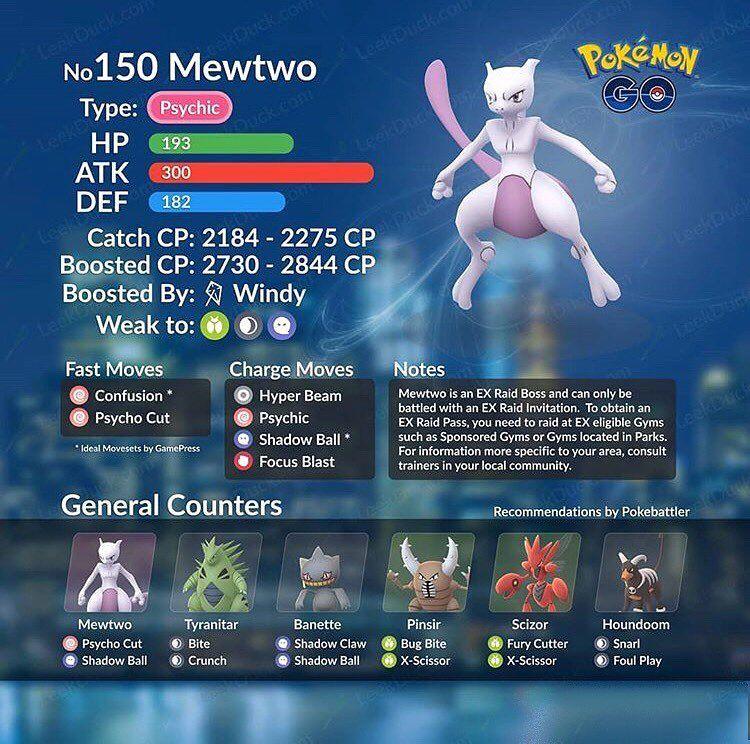 Mewtwo guide! - - - - - - - - - - - #pokemon #pokemongo