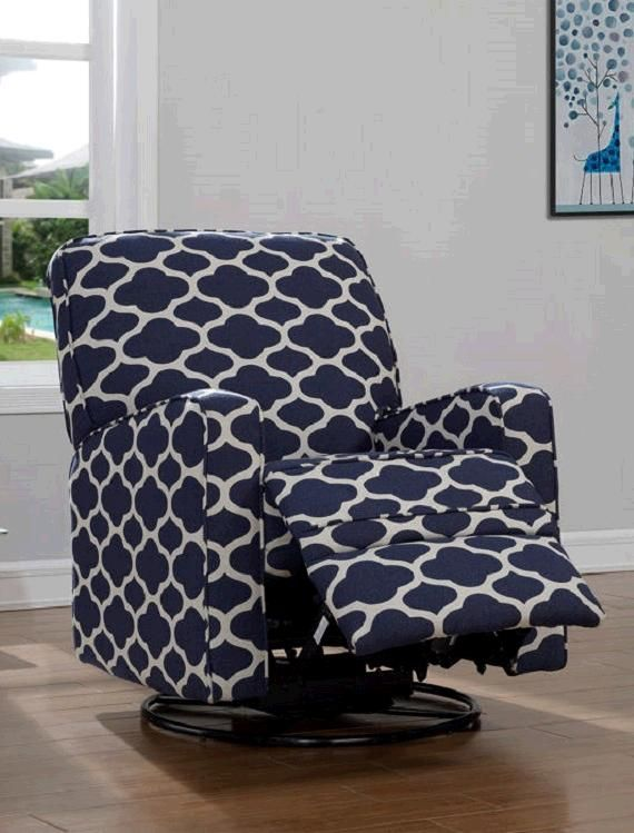 The Dawson Swivel Glider Recliner Offers Outstanding