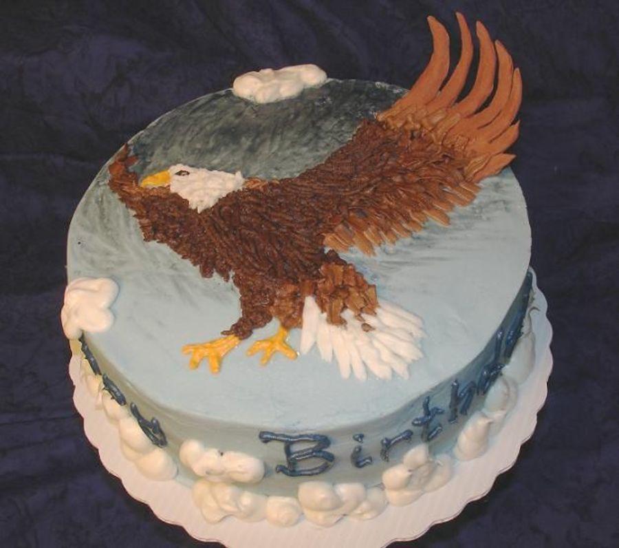 Bald Eagle Cake Cake Inspiration Birthday Cake Cake