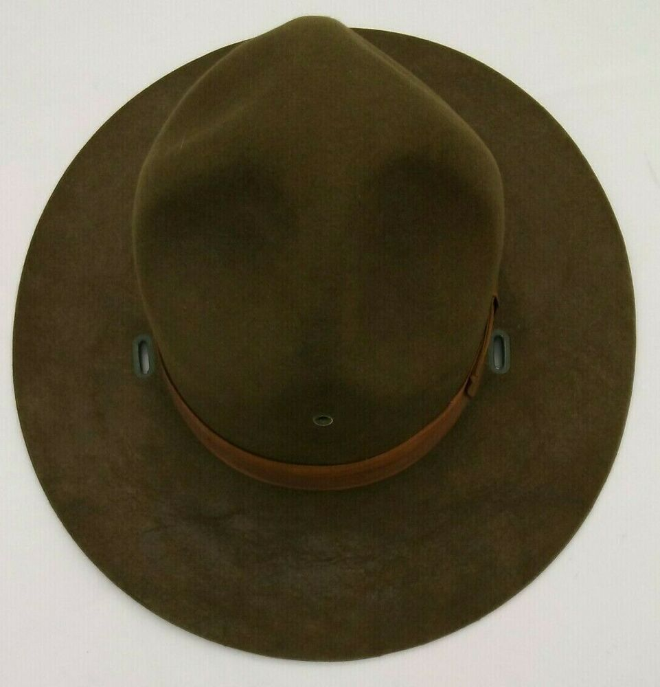 Drill Sergeant Hat Army Instructor Campaign State Trooper