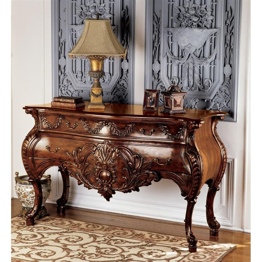 Top Rated Furniture Stores: Le Piccard Bombe Console