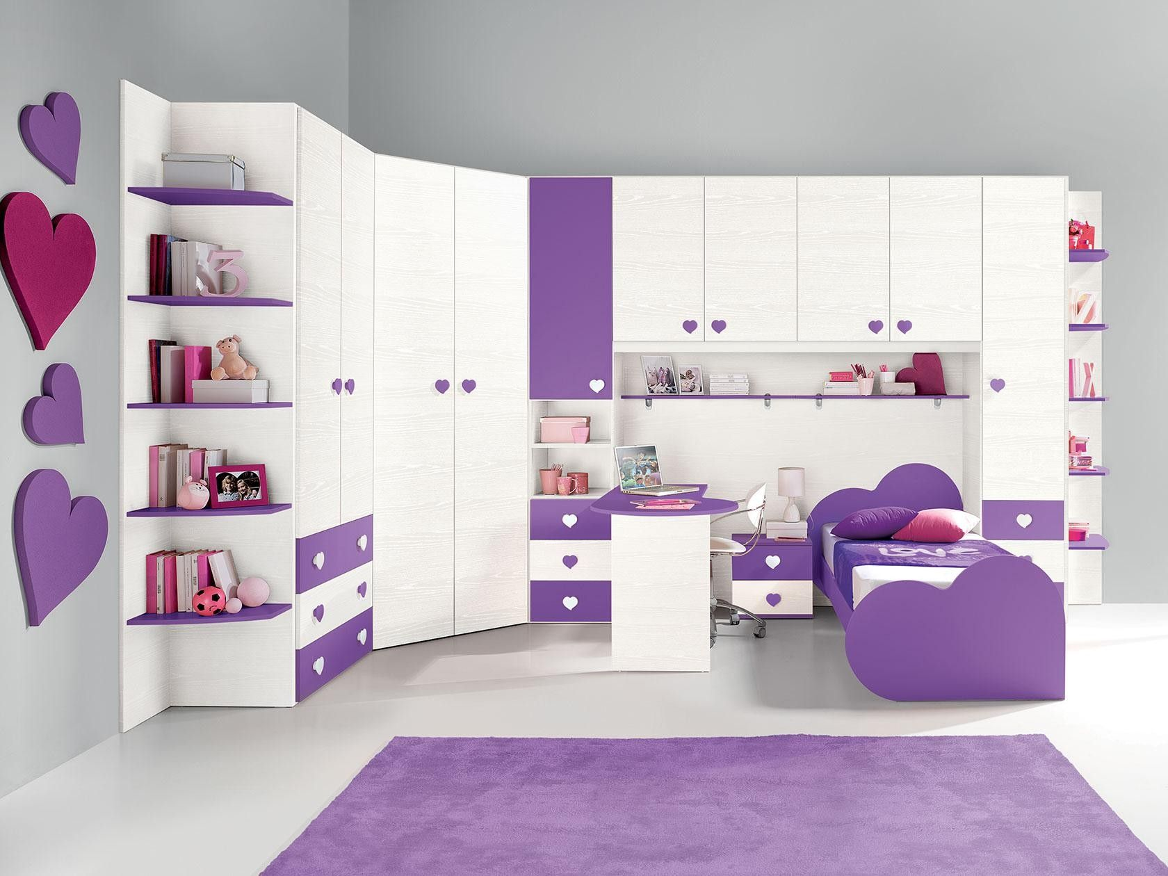 Cameretta Minnie ~ 170 best camerette bambino images on pinterest bedroom furniture