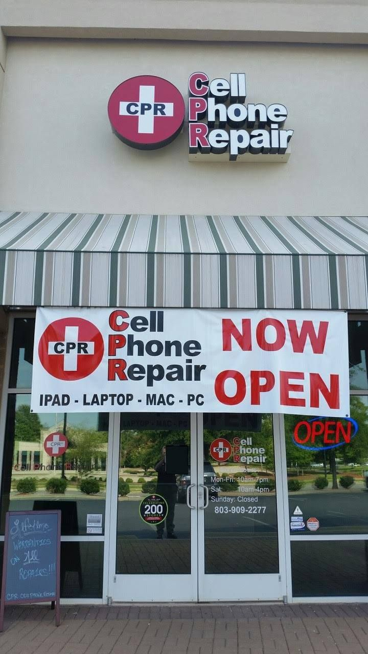 CPR Cell Phone Repair Rock Hill, SC   Visit us today for a free