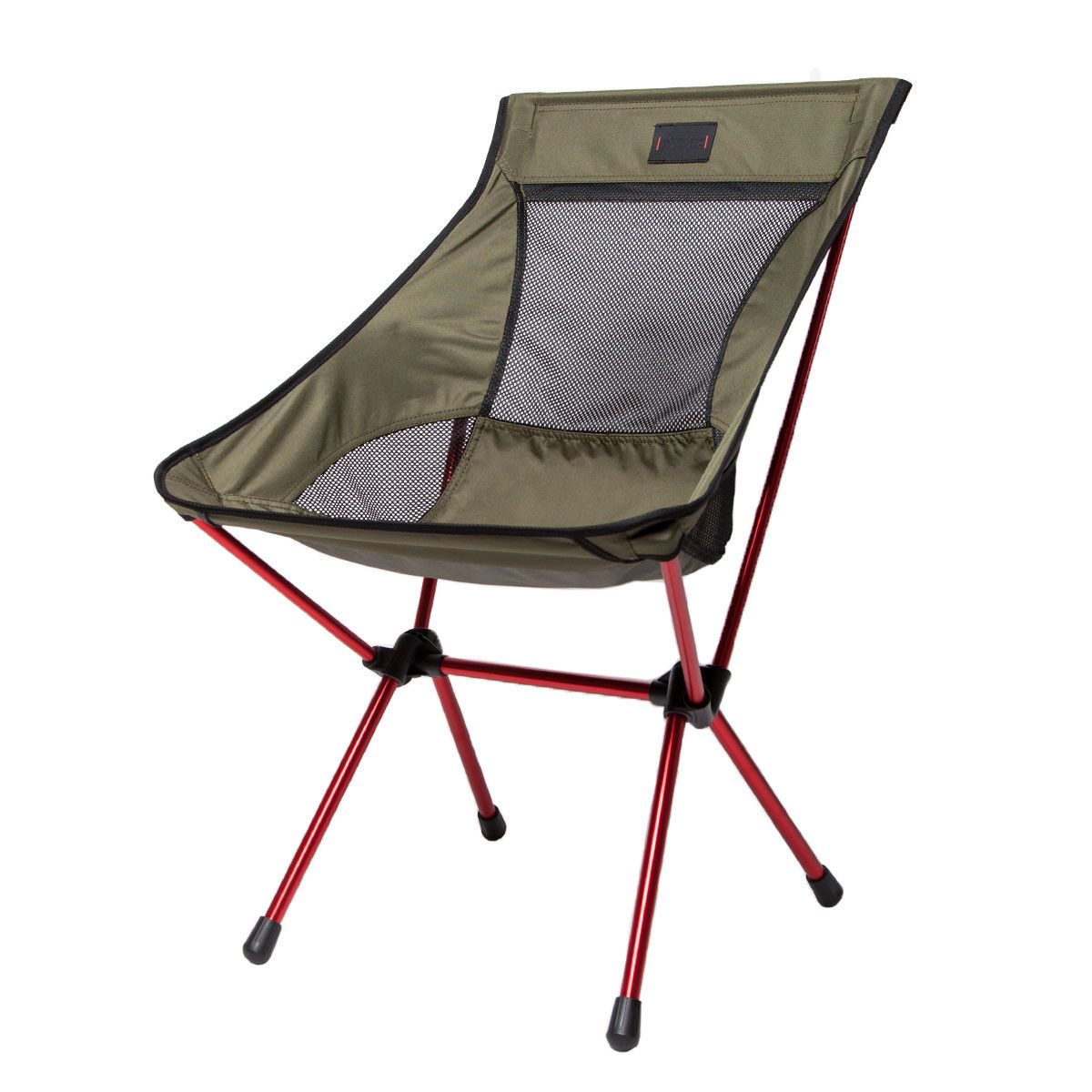 Mountain Standard's Camp Chairs are the perfect finishing