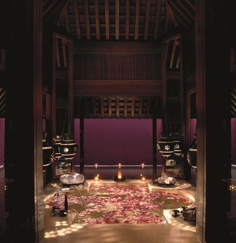 Un espacio zen de lujo zen luxury spaces indian - Espacio zen ...