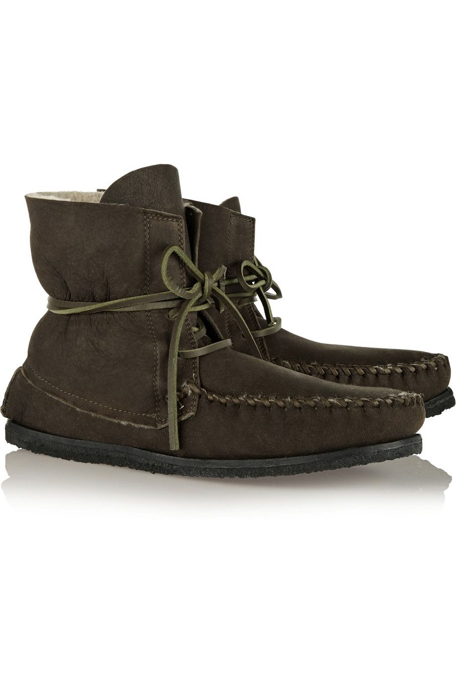 ae6ee4e4d3 Étoile Isabel MarantEve nubuck bootsfront | boots.....made for ...