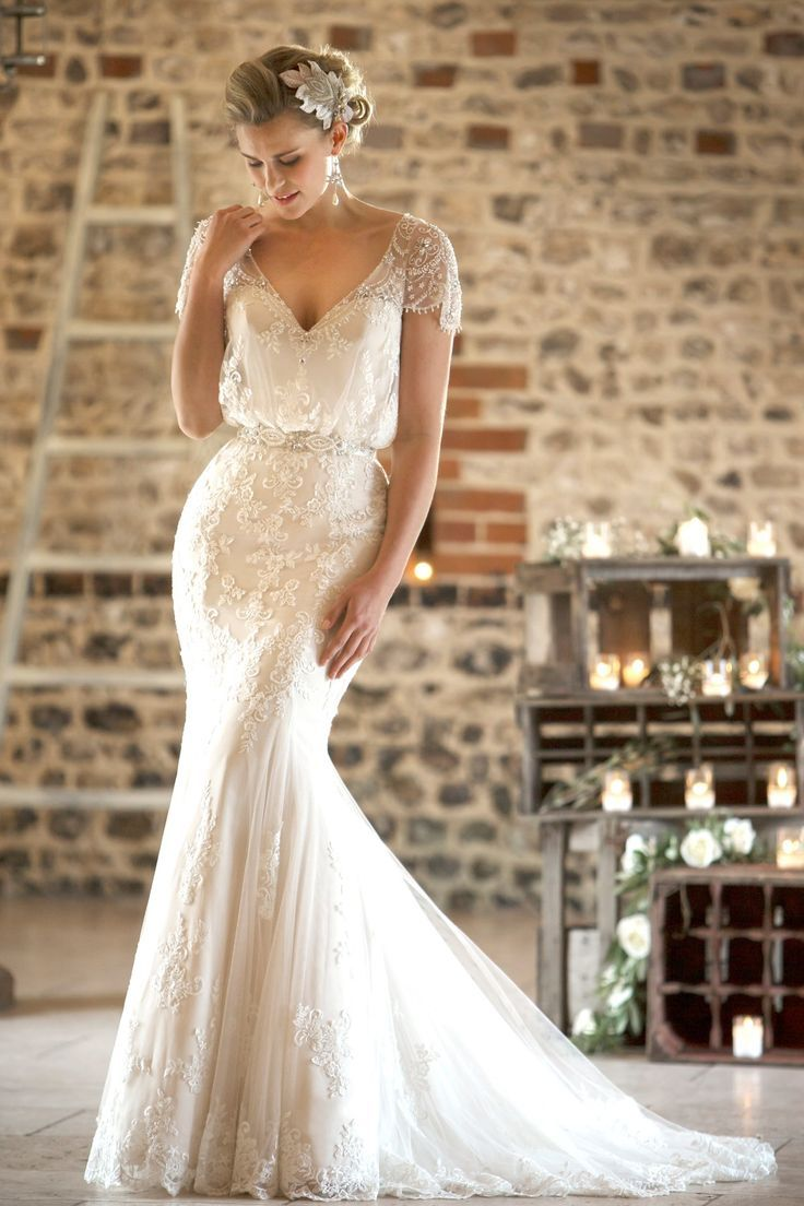 True bride figure flattering wedding dresses for brides