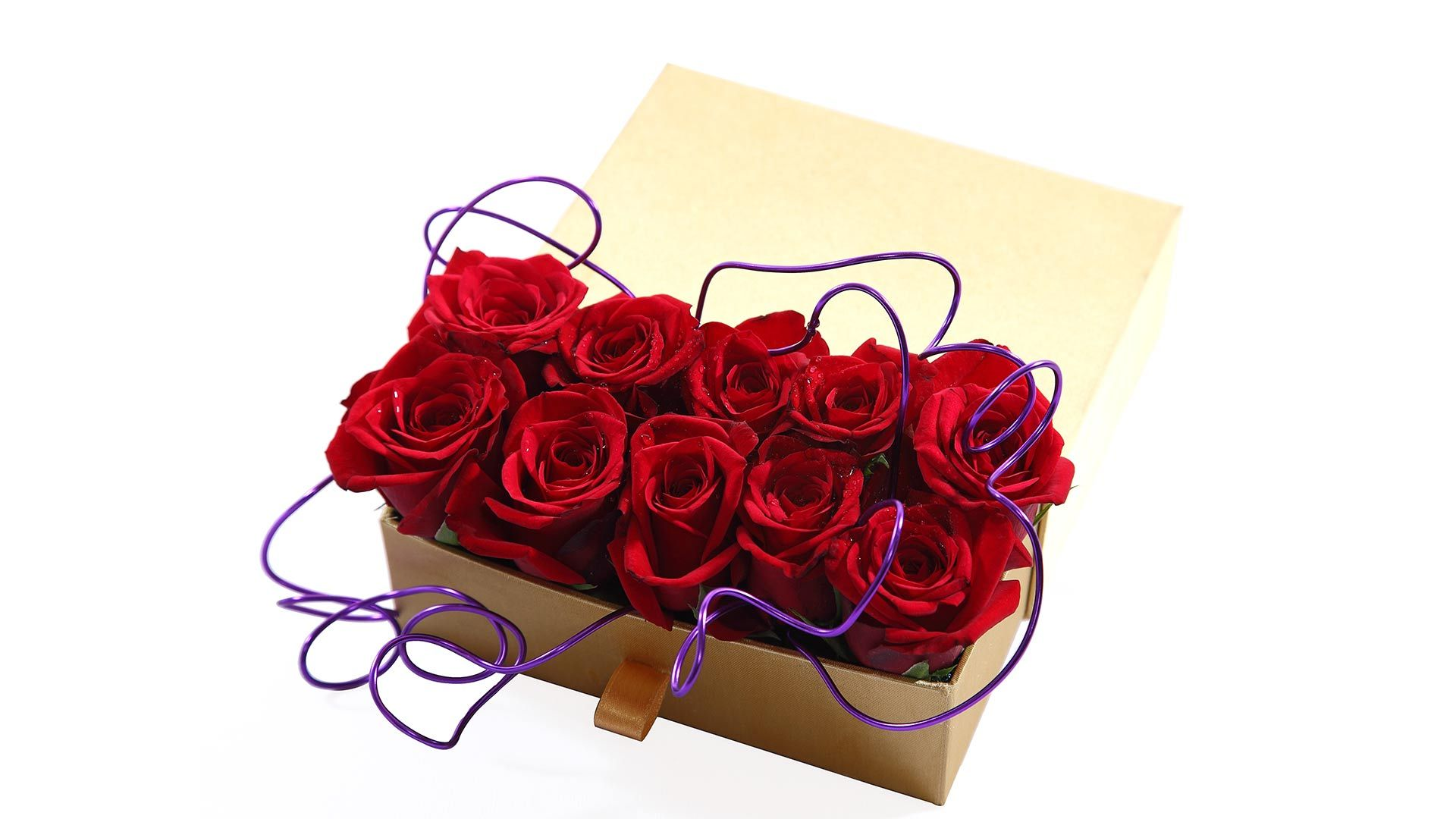 Buy Boxes Of Rose In Bangalore Online Flowers And Cakes Delivery