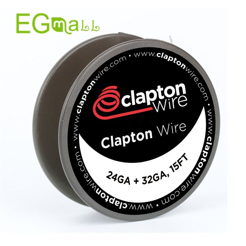 Click to Buy << Claptonwire Heating Wires Clapton Wire Quad Tiger ...