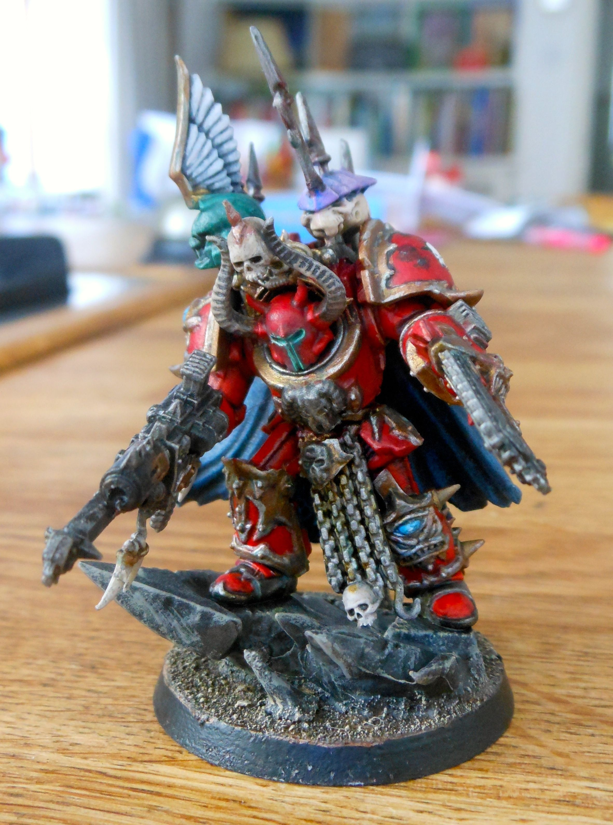 how to build chaos terminator lord