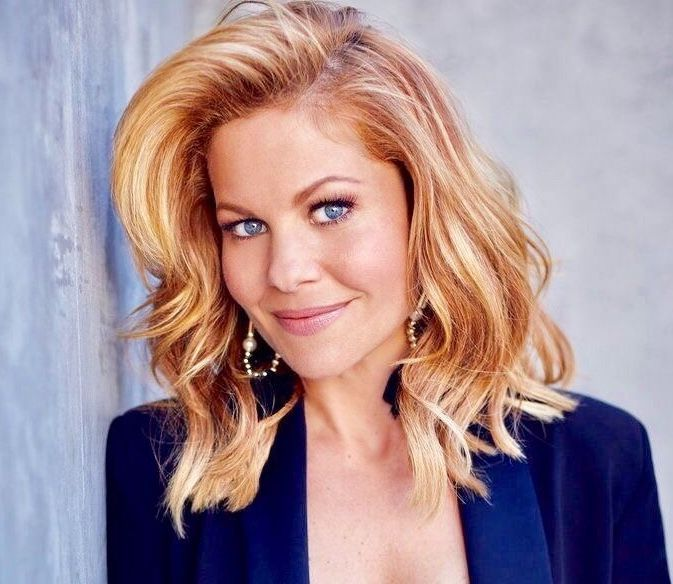 Candace Cameron Bure's Hair Is Completely Different Now