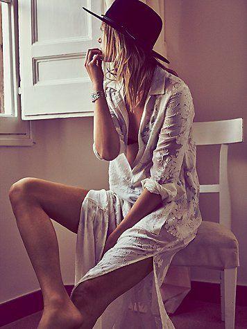 Breezy Maxi Dress
