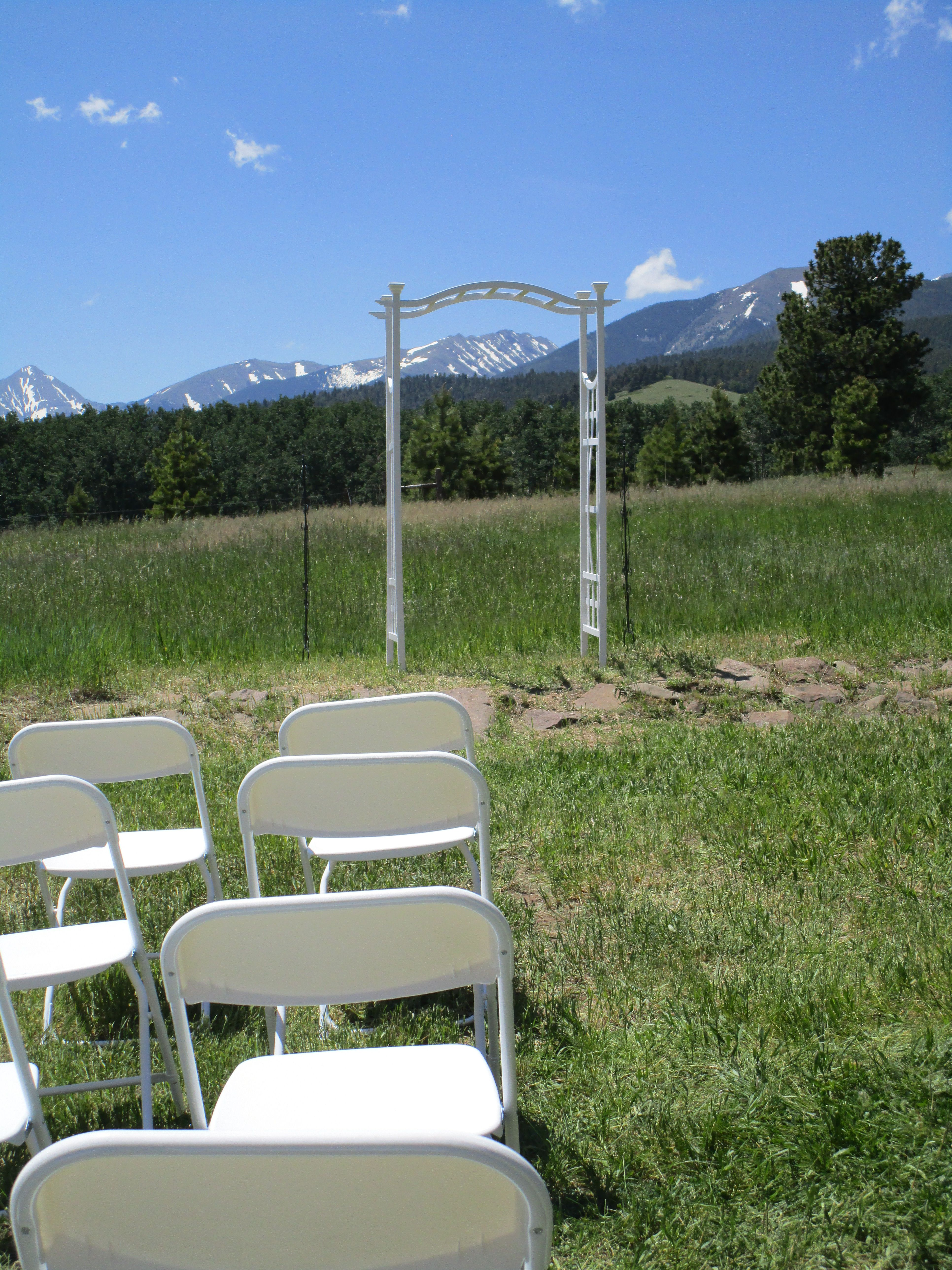Mountain View Weddings ~ the Historic Pines Ranch ...