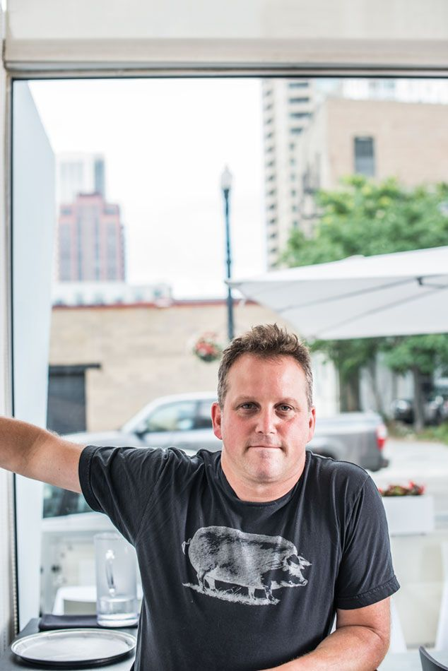 paul kahan. a born leader & chef in chicago   Legendary ...