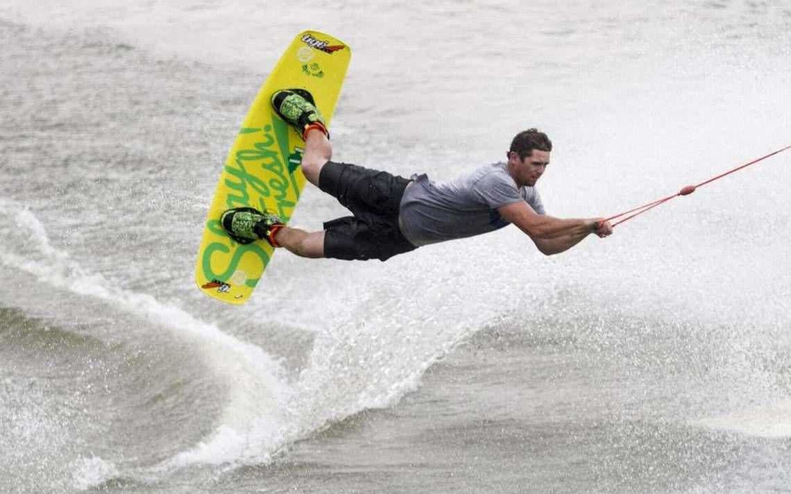 State's first continuous wakeboarding park opens Friday in