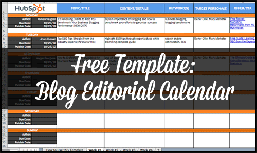 Blog editorial calendar template from hubspot editorial calendar blog editorial calendar template from hubspot pronofoot35fo Gallery