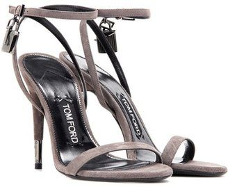 Tom Ford Suede sandals - $890.00