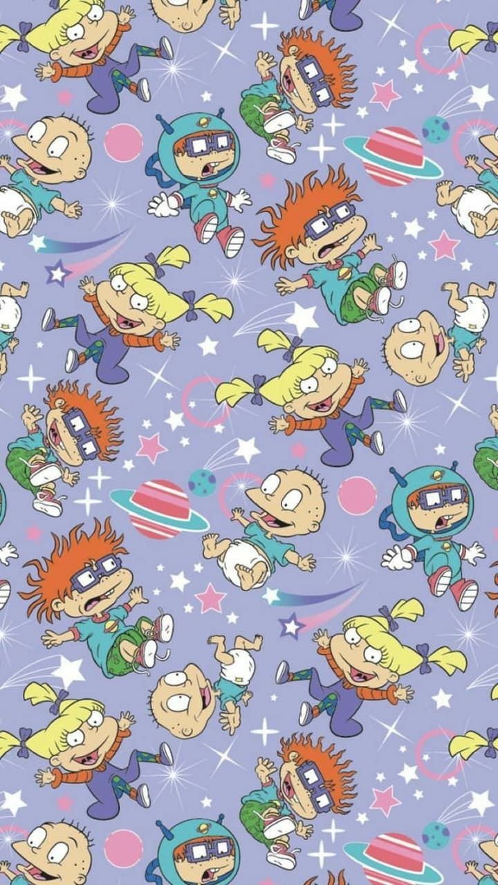 Rugrats wallpaper| I don't own this image  on We Heart It