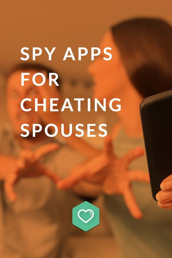 If you suspect that your partner is cheating, theres