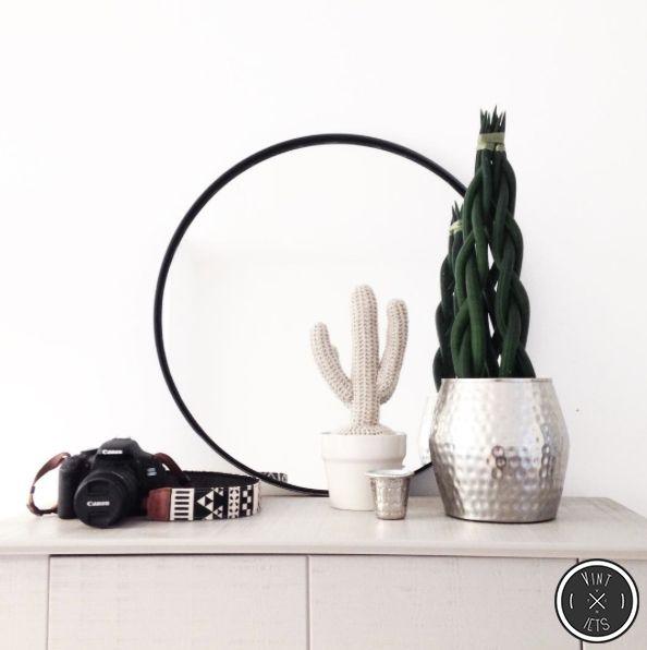 Vint-iets cactussen