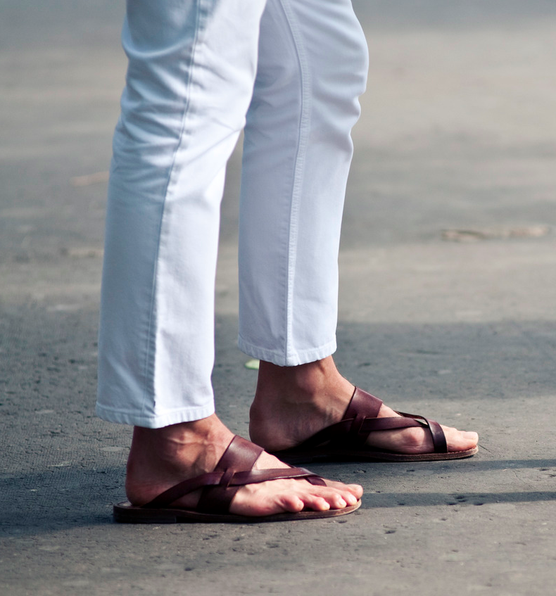 Men sandalsnice summer casual style
