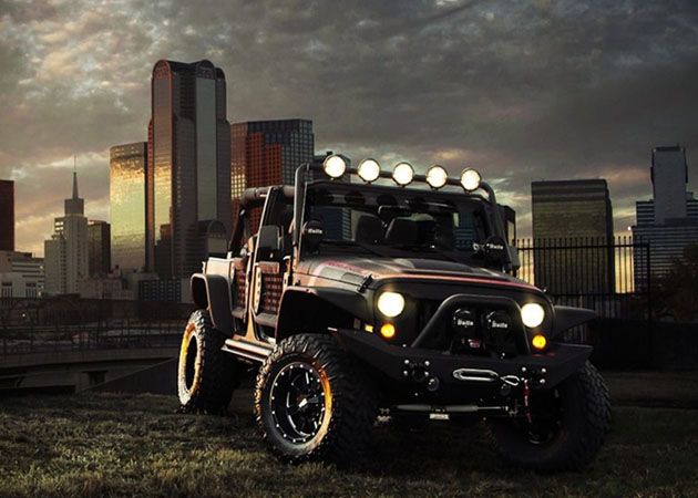 Zombie Apocalypse Jeeps by Starwood Motors 04 | Jeep Freak olllllo